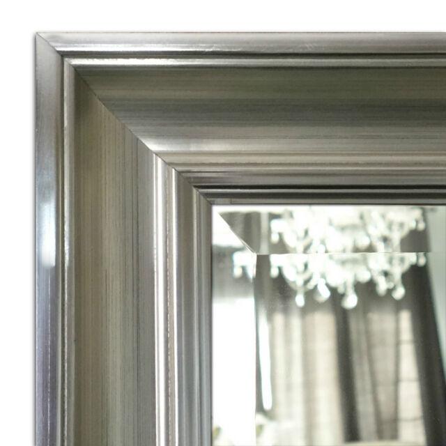 West Frames Paris Rectangle Decorative Vanity Bathroom Bedroom Wall Mirror