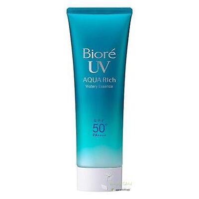🌹Value!Biore UV Aqua Rich Watery Essence Sunscreen 85g 2017 Limited Big Size