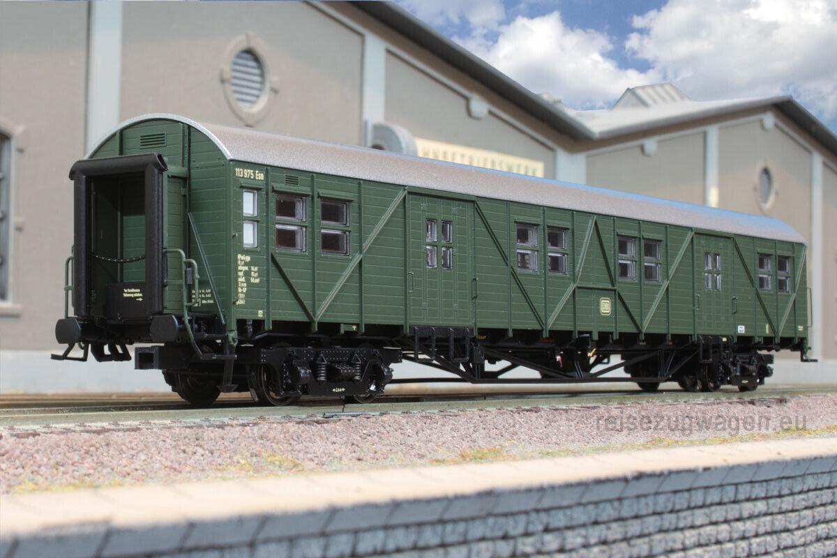 Brawa 46250 Cochero para el equipaje mpw4yg-57 de la DB EP III