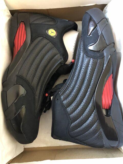 Nike Air Jordan 14 XIV Retro Last Shot
