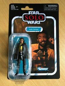Star Wars Lando Calrissian FIGURINE en Stock VC Wave 6