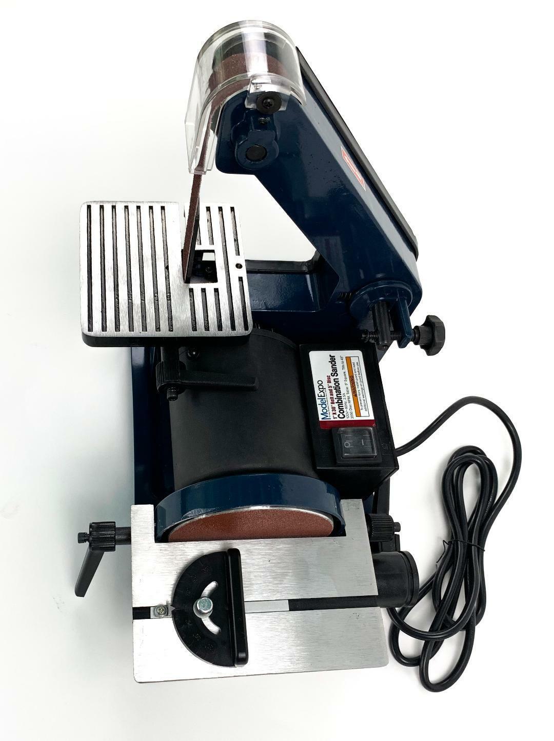 1 x 30  Belt  5  Disc Sander - 120 Volt 60 Cycles