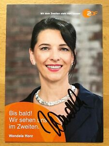 Wendela Horz Steckbrief