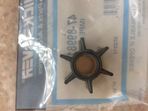 4 //4,5 Original Mercury Impeller für 2-Takt 3.9 6 9.8 7,5