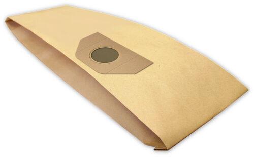10 Staubsaugerbeutel passend für Kärcher 1.629-601.0 6.904-130 WD 3.000-3.999
