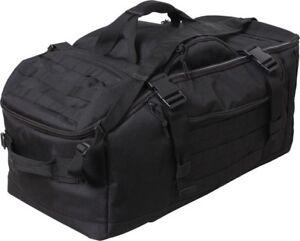 mission Sac dos multi noir tactique 613902235007 tactique de sac transport de fonctionnel convertible à XOPkuZi