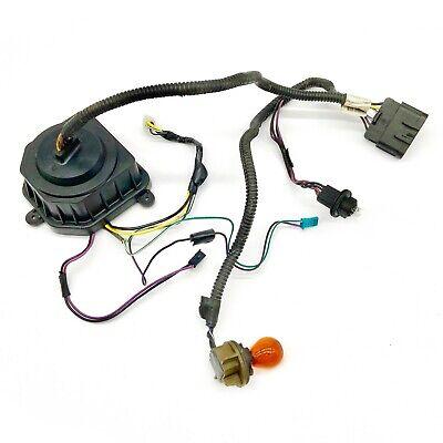 oem 07-11 cadillac dts xenon hid headlight wiring harness turn signal light  bulb   ebay  ebay