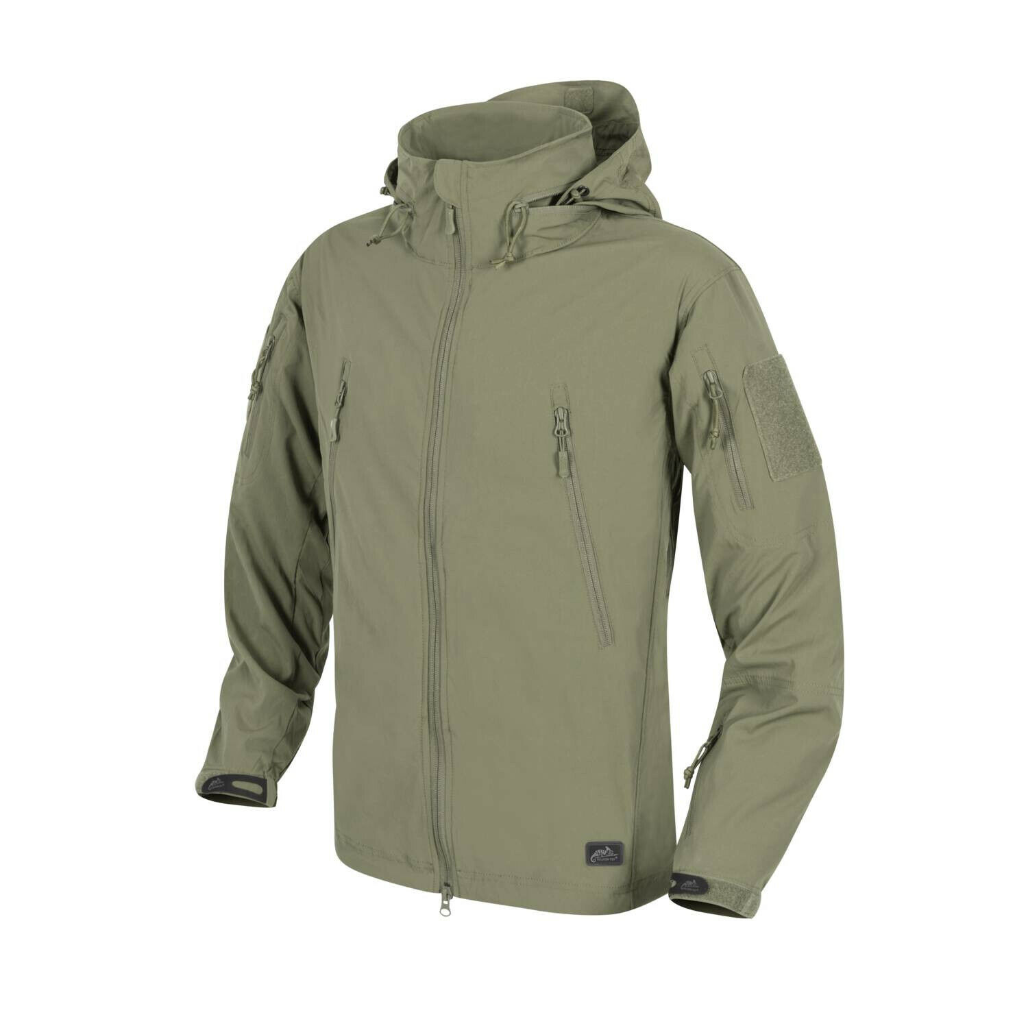 Helikon Tex Trooper Jacket Stormstretch Outdoor Tempo Libero Softshell Giacca