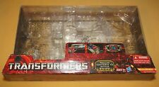 Transformers Masterpiece Optimus Prime MP-10 Hasbro Box Only Autobot Leader