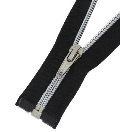 Reißverschluss teilbar PSS Plastik-Kunststoff Reissverschlüsse Perlon Spiral 5mm
