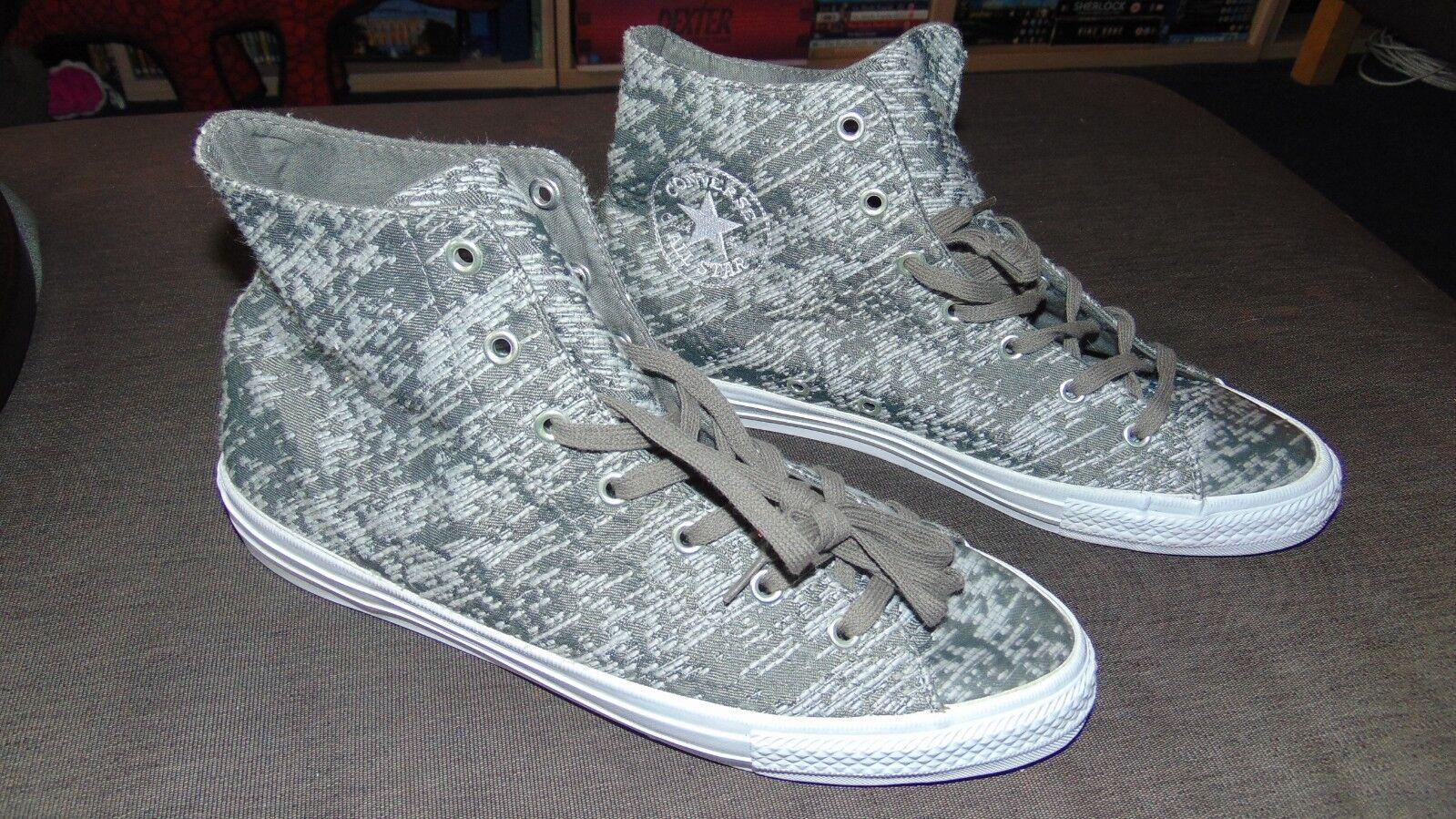 Converse CT All Stars 'Gemma' High Top Trainers shoes UK7.5 EU42 Charcoal BNWoB