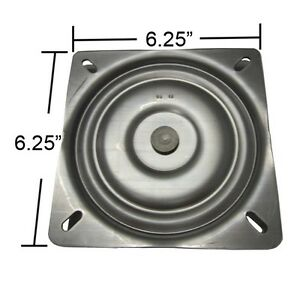 Bar Stool Swivel Plate 6 25 Quot Made In Usa S4695