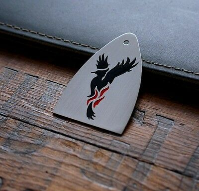 Hand Made Truss Rod Cover that fits Paul Reed Smith Guitar - PRS - Phoenix