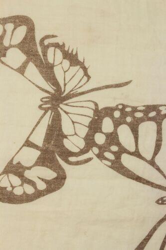 CLEARANCE Butterfly Animal Print Cotton Scarf Wrap Chiffon Large Soft UK