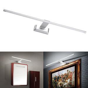 9w 850lm led schwenkbar spiegelleuchte bildleuchte lampe - Bildbeleuchtung led ...