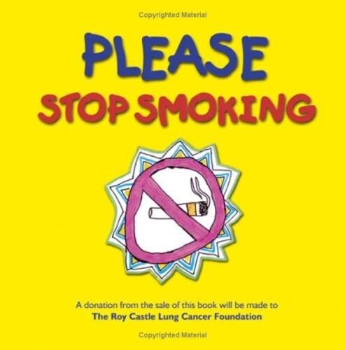 Health Please Stop Smoking New Book