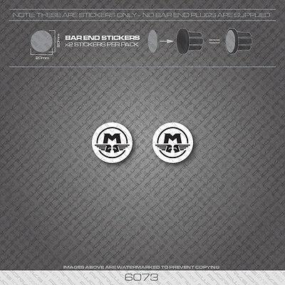 Motobecane Head Badge Decal sku Moto701 French Colors
