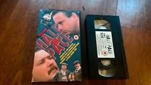 Hale-amp-Pace-PAL-VHS-Video-Tape-volume-1-1988