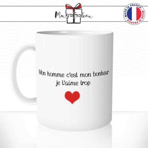 Mug man couple love love-original cup-coffee tea gift idea