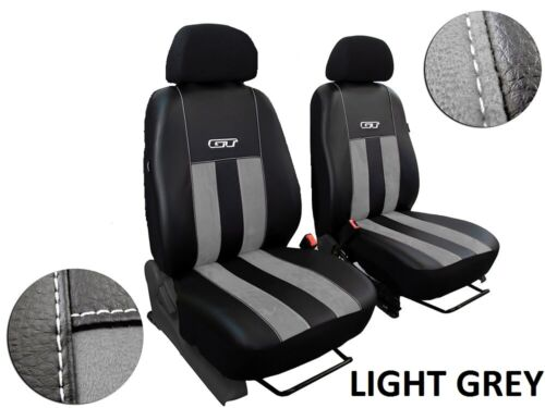 FORD RANGER WILDTRAK 2015-19 ARTIFICIAL LEATHER /& ALICANTE TAILORED SEAT COVERS