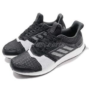 the best attitude b3273 c9ac7 Details about adidas UltraBOOST ST M Black White Carbon Men Running Shoes  Sneakers B37694