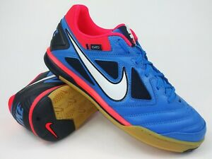 Celda de poder Posesión Perforar  Nike Mens Rare Nike5 Gato 415122-414 Blue Pink Indoor Soccer Shoes Size 7  826215687610 | eBay