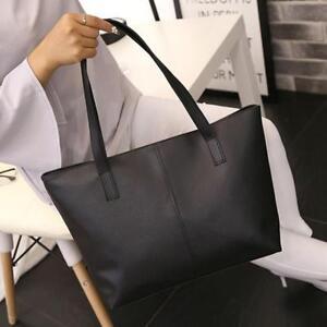 Women-Large-Leather-Satchel-Handbag-Shoulder-Messenger-Crossbody-Bag-Tote-Purse