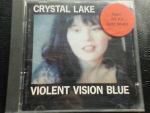 Crystal-Lake-feat-Silke-Bischoff-Violent-Vision-Blue-CD-ROCK