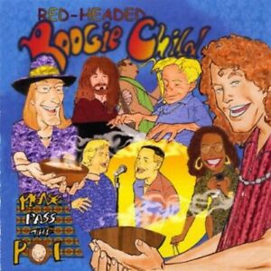 Red-Headed Boogie Child - Please Pass the Poi [New CD]