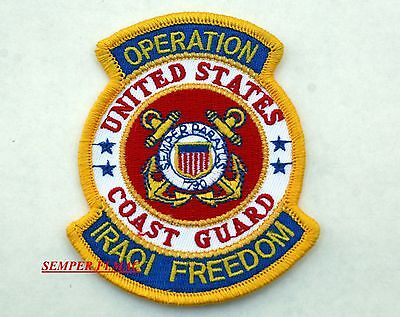 US AIR FORCE OPERATION IRAQI FREEDOM PATCH USA MILITARY MIDDLE EAST IRAQ WOW!
