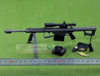 ZY Toys 1//6th Scale Weapon Model M14 Sniper Rifle Gun Toy F 12/'/' Action Figure