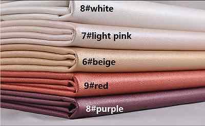 MAT114 Pearl pattern Imitation faux leather fabrics PU soft DIY material new