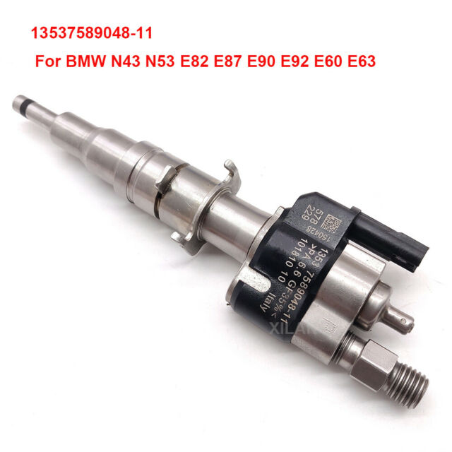 Genuine BMW Fuel Injector 13537589048 For BMW 1 3 5 Series N43 engines