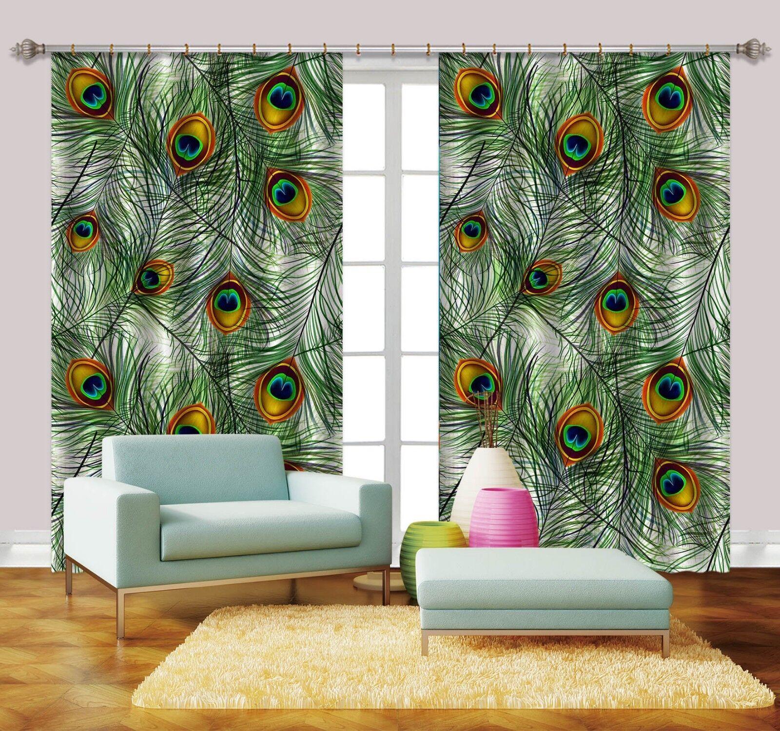 3d verde muelle bloqueo 67 cortina de fotografía presión cortinas cortina de tela de ventana