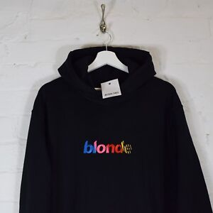 4a787982 Image is loading Frank-Ocean-Blonde-Nascar-Rap-Embroidered-Black-Hip-