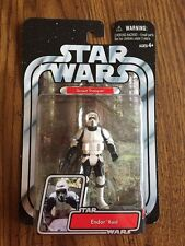 "Star Wars: Scout Trooper {Endor Raid} '05/#13 ROTJ 3.75"" Action Figure 2004"