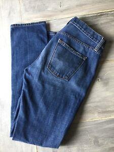 J-Crew-Vintage-Straight-Womens-Pants-Jeans-Sz-24-Regular