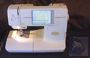 baby lock esante embroidery machine