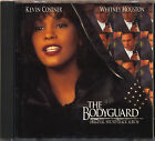 THE BODYGUARD Music From The Motion Picture CD
