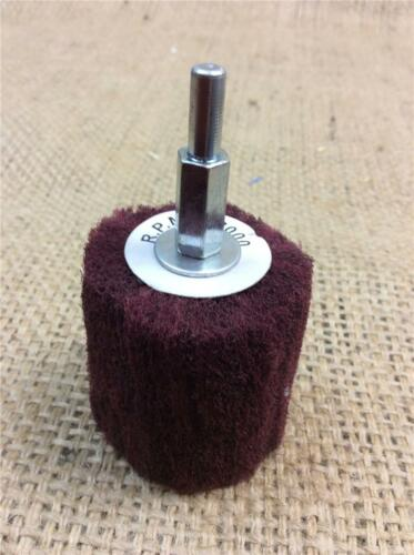 CLEARANCE LINE262189 CYLINDER  MOP 50mm 3M TYPE FOR METAL POLISHING WOOD SANDING