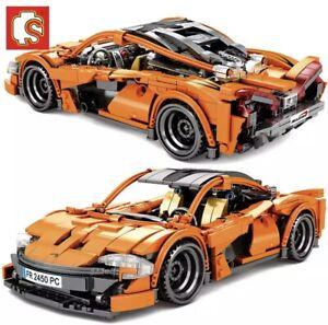 Mclaren-P1-708-Piece-Technic-Series-Style-Sports-Car-Building-Blocks-Bricks