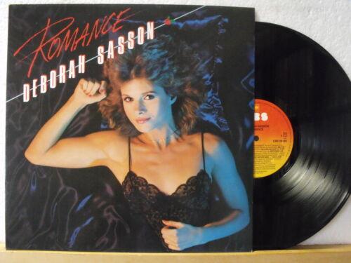 1 von 1 - ★★ LP - DEBORAH SASSON - Romance - OIS - Dutch CBS A1/B1 - 1984
