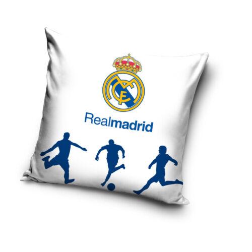 Real Madrid Cuscino Decorativo Cuscino Decorativa 40x40 cm