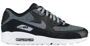 NEW Men's Nike Air Max Max Max 90 Ultra Shoes Sneakers Size: 6 Color: Black/Gray 80d837