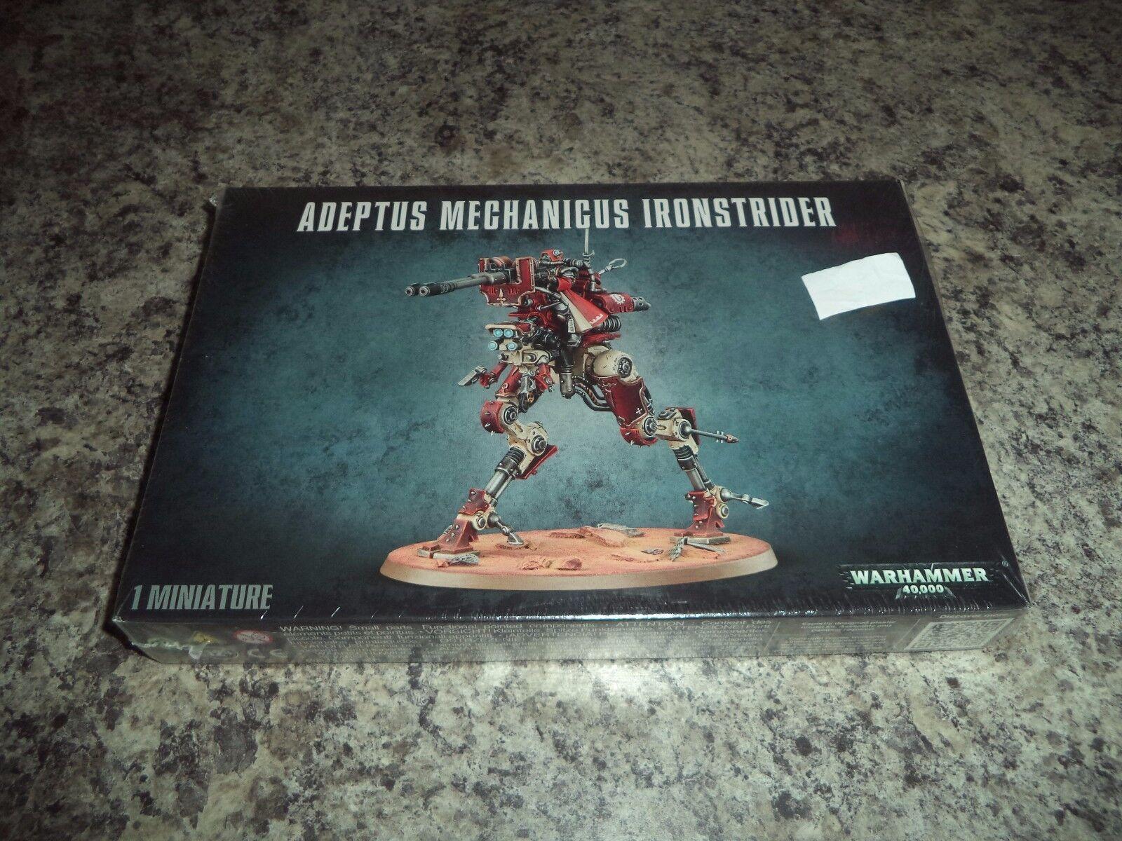 Adeptus Mechanicus ironstrider-Warhammer 40k Modelo 40,000  nuevo