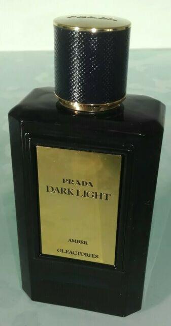 De Parfum Prada Eau Amber Light Olfactories Dark 100ml RjL4A53