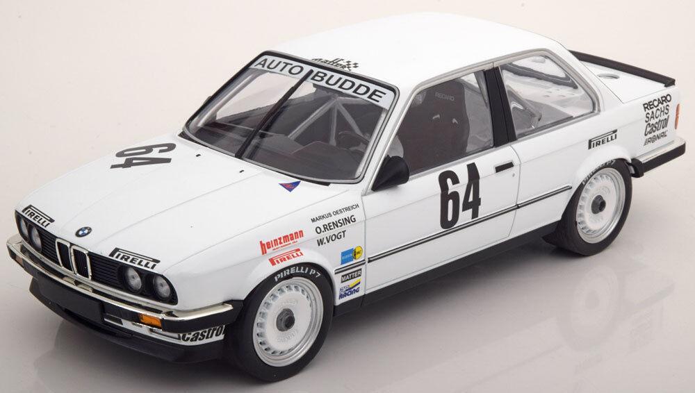 Minichamps BMW 325 I Winner 24h Nurburgring 1986 Oestreich Rensing Vogt  18