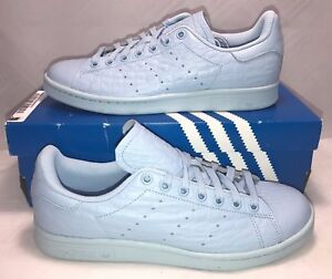 online retailer 7ab0e 53014 Image is loading Adidas-Womens-Size-9-Originals-Stan-Smith-Casual-