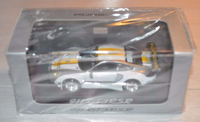Minichamps PORSCHE 911 GT 3 RSR 1 43 Drivers Selection NEU