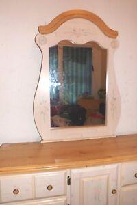 Kathy Ireland Home Princess Bouquet Girls Furniture Dresser Mirror Chest Ebay